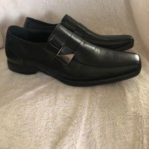 COPY - Bruno Marc Dress Boat shoe Black